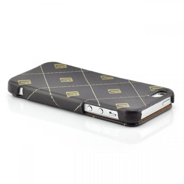 Borofone Victory Series Tasche für Apple iPhone 5 & 5S Braun