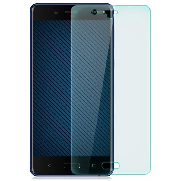 Displayschutzglas für Nokia 8