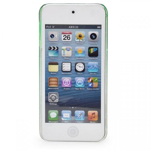 Regentropfen Hard Case für Apple iPod Touch 5G Grün