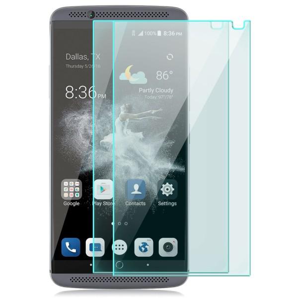 2x Displayschutzglas für ZTE Axon 7
