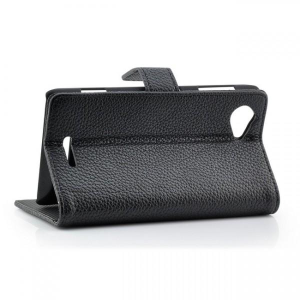 Slim Schutzhülle für Sony Xperia L S36h Schwarz