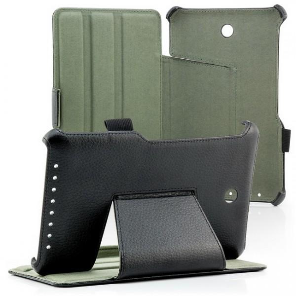 Heat Setting Tasche für Asus MeMO Pad HD 7 ME173X Schwarz