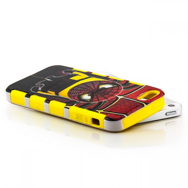 Spider-Minion Back Cover für Apple iPhone 5 & 5S