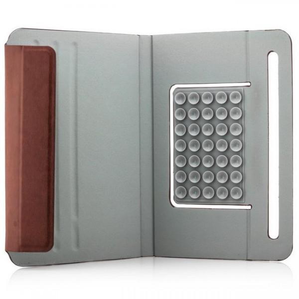"""Saugnapf Tablettasche 10"""" Braun für Samsung Galaxy Tab S 10.5"""