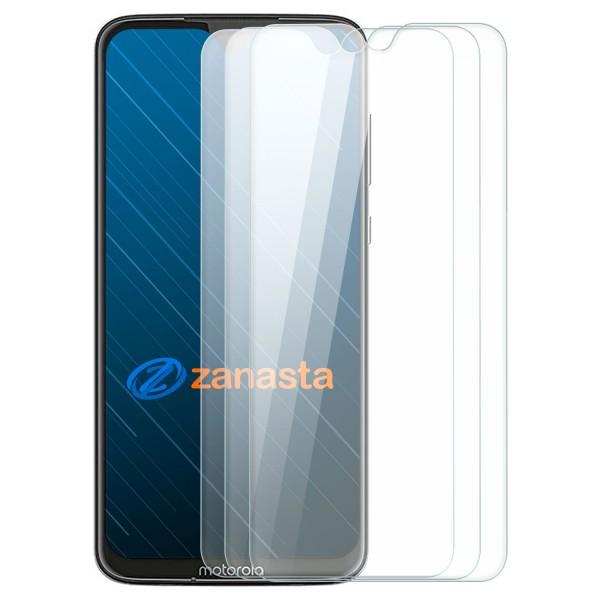 3x Displayschutzglas für Motorola Moto G7 Plus