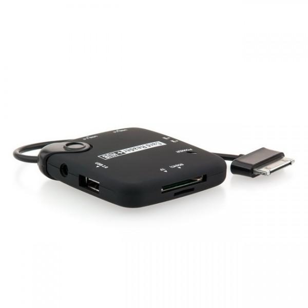 7 in 1 OTG-Adapter & Kartenleser mit Samsung 30Pin-Anschluss