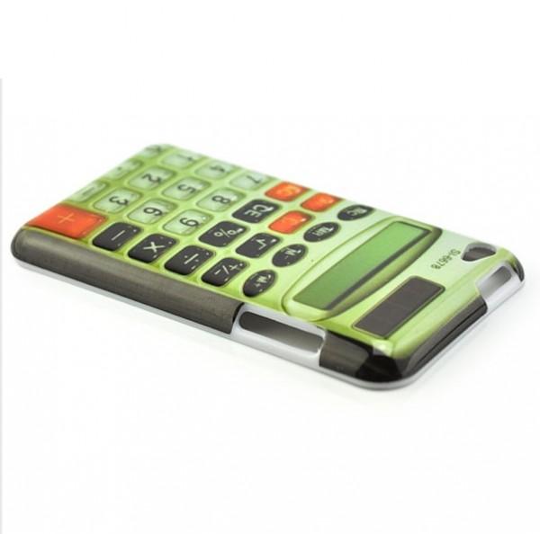 Taschenrechner Back Cover für Apple iPod Touch 4. Gen.