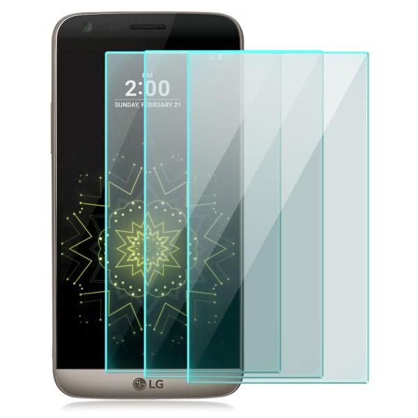 3x Displayschutzglas für LG G5