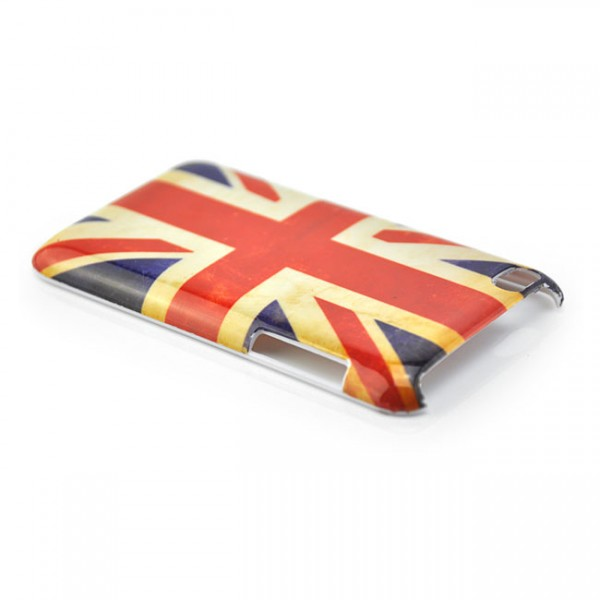 Union Jack Retro Cover für Apple iPod Touch 4. Gen.