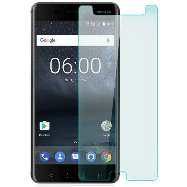 Displayschutzglas für Nokia 6
