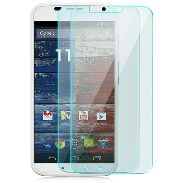 2x Displayschutzglas für Lenovo Motorola Moto X (1. Gen 2013)