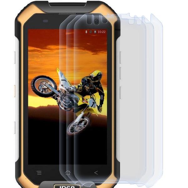 3x Displayschutzfolie für Blackview BV6000