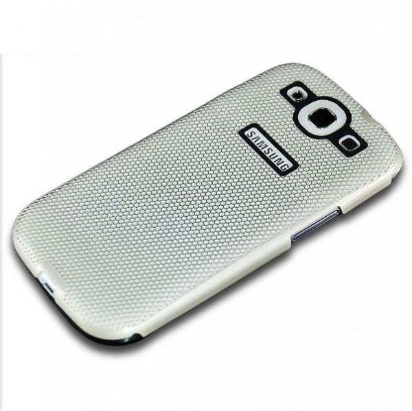 Ultra-Slim Aluminium Case für Samsung Galaxy S3 Silber