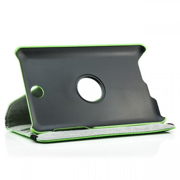 360° Tasche für Asus FonePad ME371 MG Grün