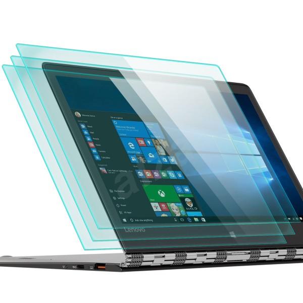 3x Displayschutzglas für Lenovo Yoga A12