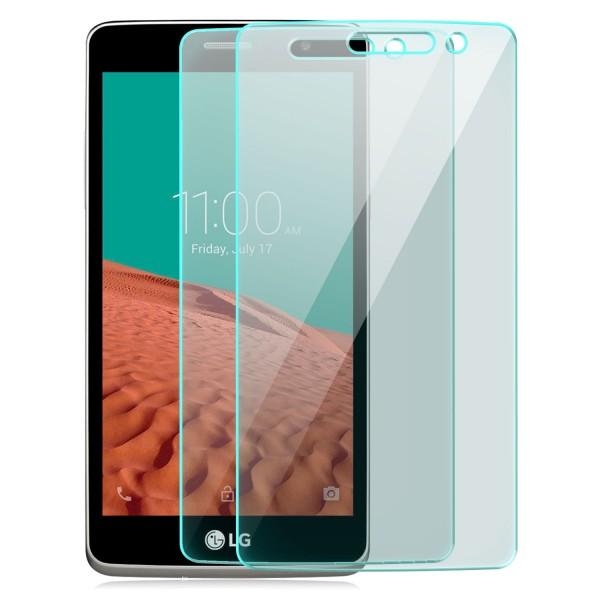 2x Displayschutzglas für LG Bello 2