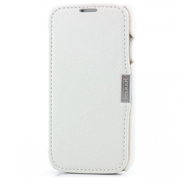 iCareR Side Open Series Case für Samsung Galaxy S4 Weiß