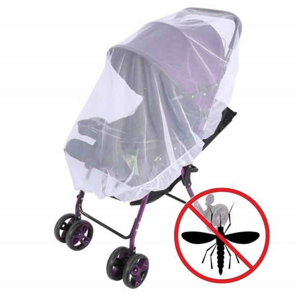 Mückennetz für Kinderwagen