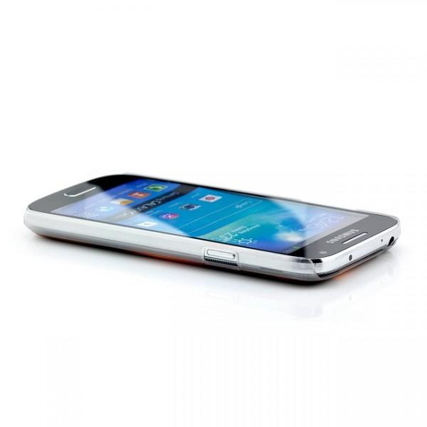 Hier und Jetzt Hard Back Cover für Samsung Galaxy S4 Mini