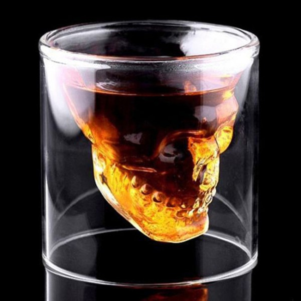 Totenkopf Glas - klein (25ml)