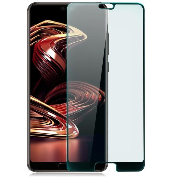 Curved Displayschutzglas für Huawei P20 Pro - Schwarz