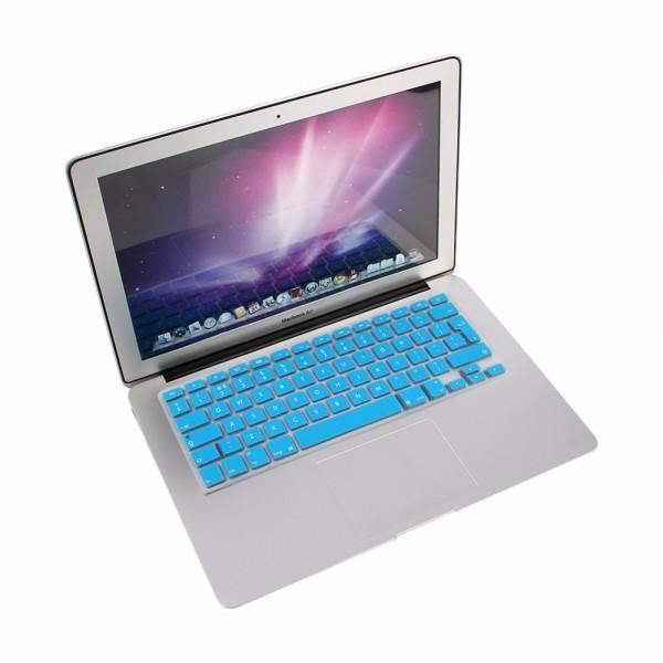 """MacBook Tastatur Cover 13"""" / 15"""" / 17"""" - Blau"""