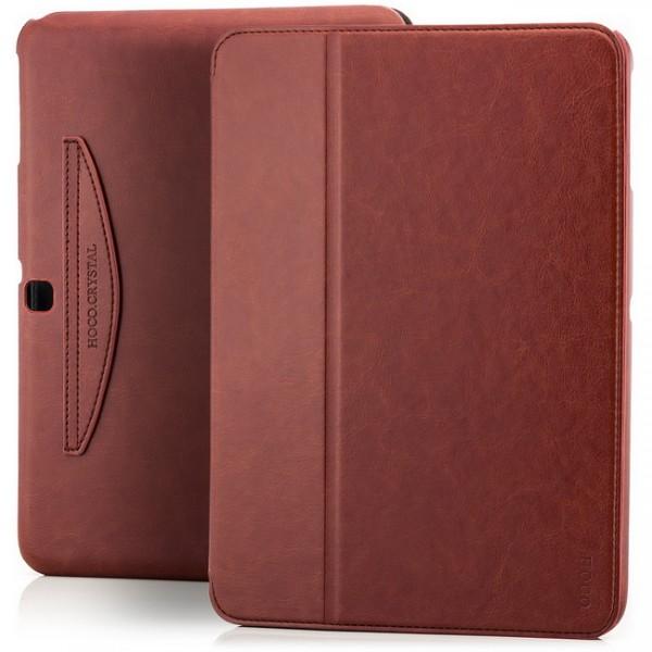 Hoco Slim Tasche für Samsung Galaxy Tab 4 10.1 SM-T530 Rot