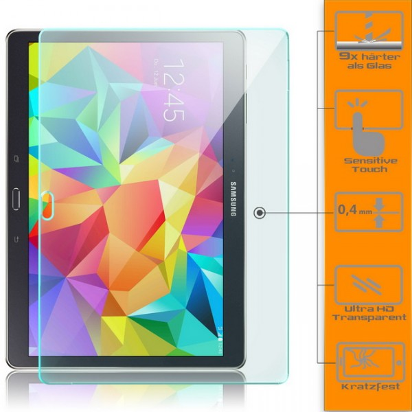 Displayschutzglas für Samsung Galaxy Tab S 10.5