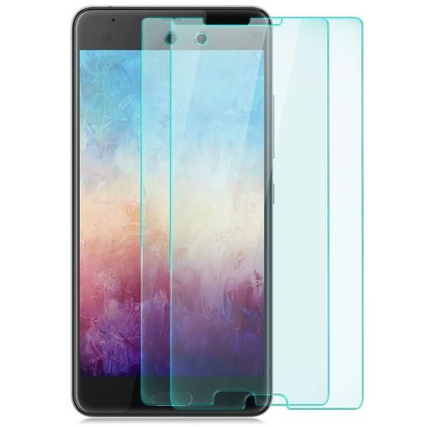 2x Displayschutzglas für HTC U Ultra