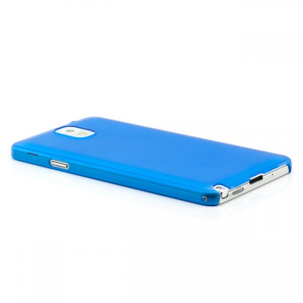 Ultra Slim Back Cover für Samsung Galaxy Note 3 Blau