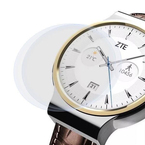 2x Displayschutzfolie für ZTE Axon Watch