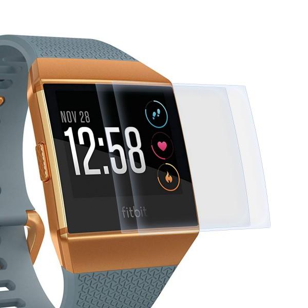 2x Displayschutzfolie für Fitbit Ionic