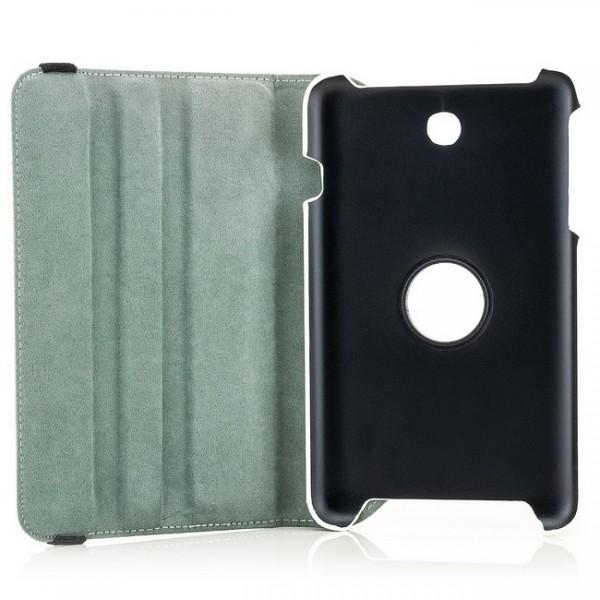 360° Tasche für Asus MeMo Pad 8 Weiß