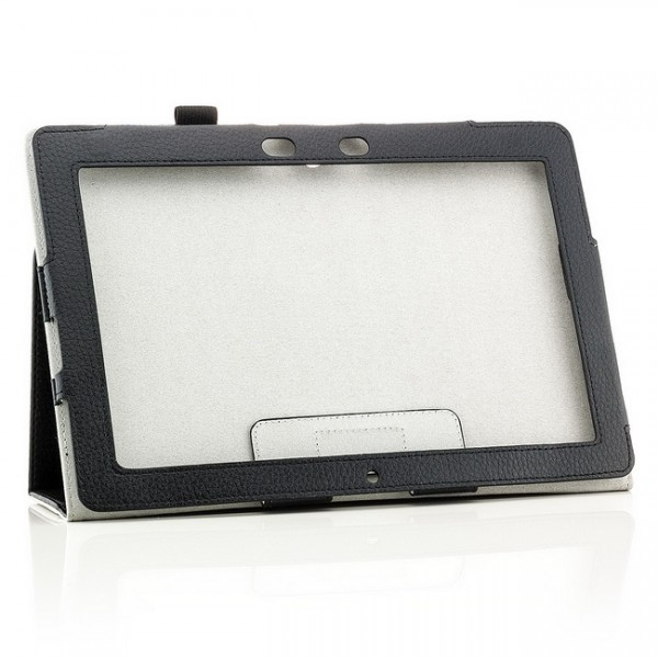 Tablet Tasche für Asus Memo Pad Smart 10.1 ME301T Schwarz + Stift