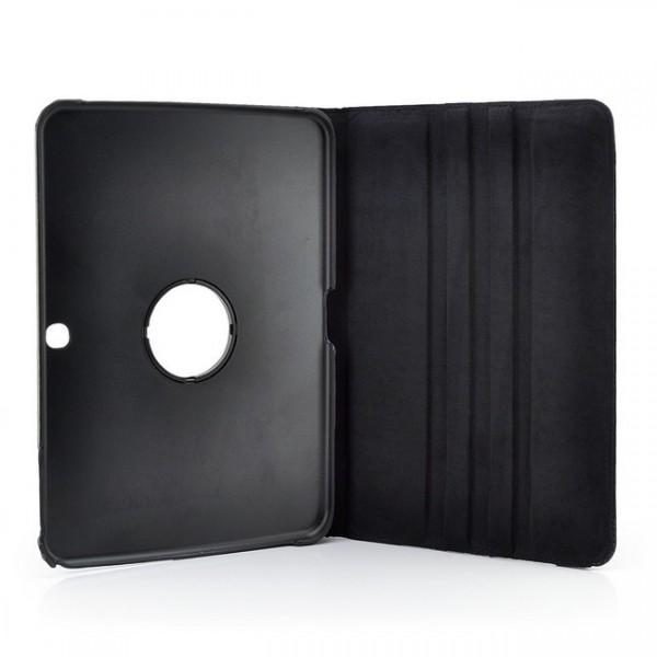 360° Armet Tasche für Samsung Galaxy Tab 3 10.1 Schwarz