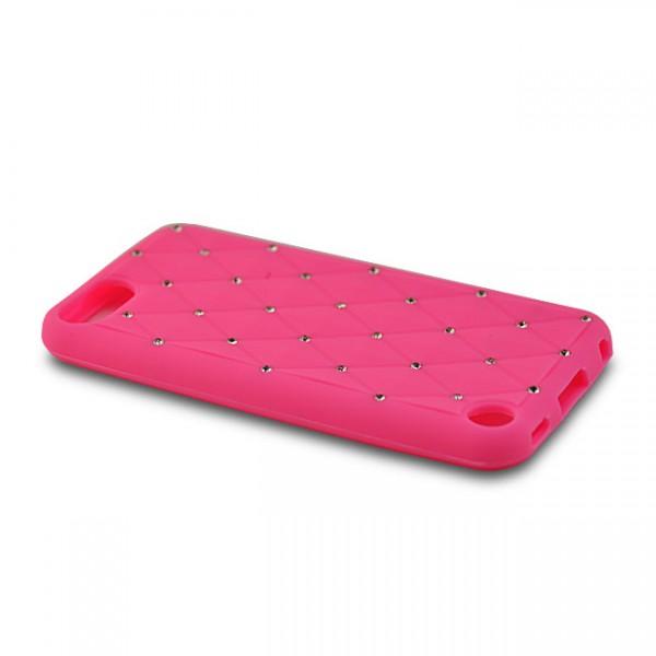 Silikon Case für Apple iPod Touch 5G Rosa