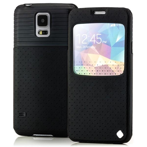 Baseus Finder Case für Samsung Galaxy S5 Schwarz