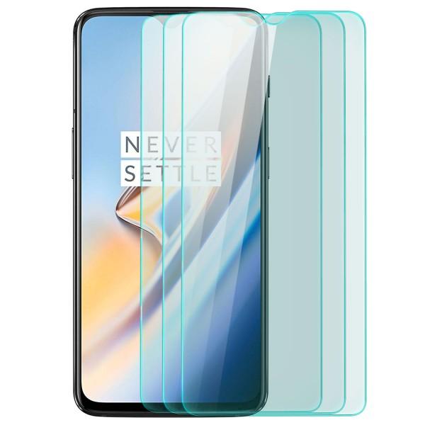3x Displayschutzglas für OnePlus 6T