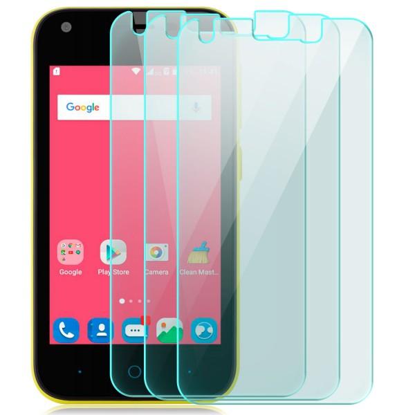3x Displayschutzglas für ZTE Blade L110
