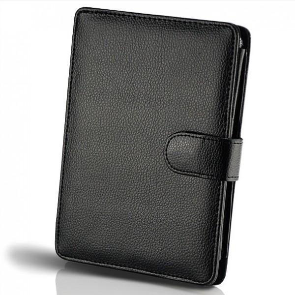 Slim Tasche für Amazon Kindle 4 Schwarz