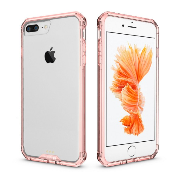 """Schockproof Case für Apple iPhone 8 / 7 (4,7"""") - Rosa"""