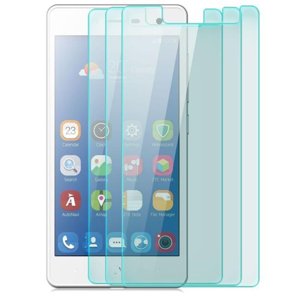 3x Displayschutzglas für ZTE Blade A610 Plus