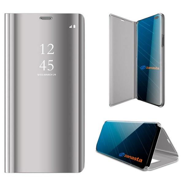 Mirror Case für Huawei P30 - Silber