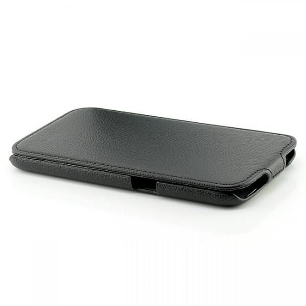 Slim Flip Case für Samsung Galaxy Mega 6.3 Schwarz