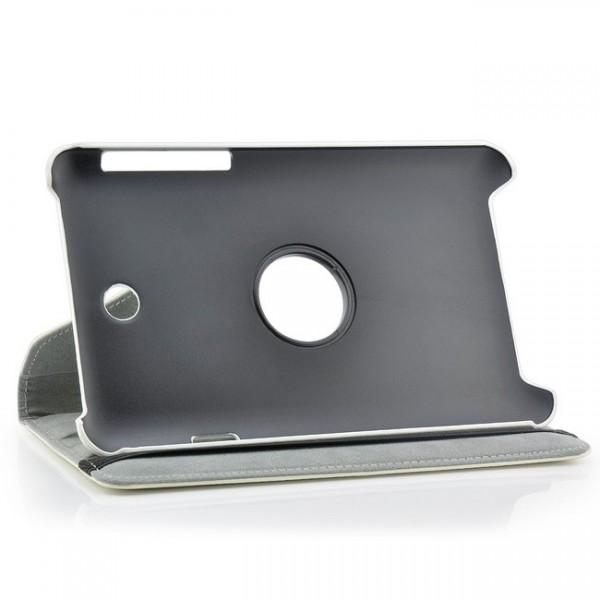 360° Tasche für Asus MeMo Pad HD 7 Weiß