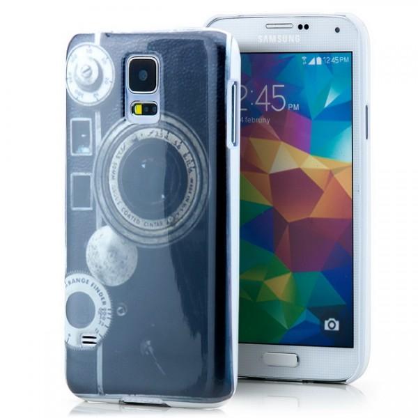 Kamera Back Cover für Samsung Galaxy S5