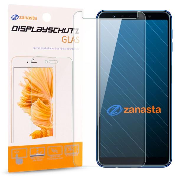 Displayschutzglas für Samsung Galaxy A7 (2018)