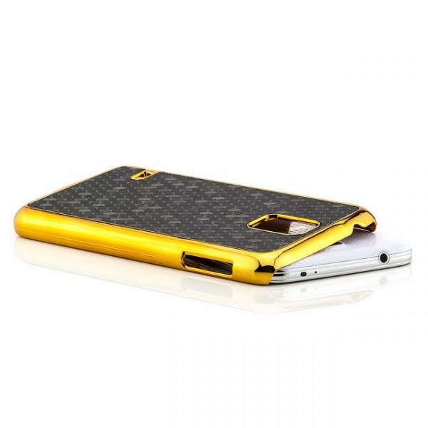 Cells Back Cover für Samsung Galaxy S5 Schwarz