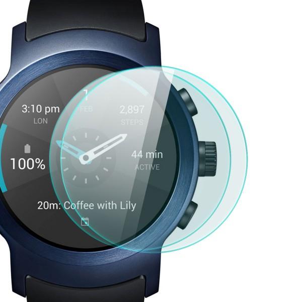 2x Displayschutzglas für LG Watch Sport