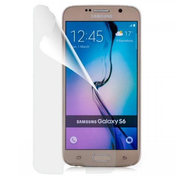 Displayschutzfolie für Samsung Galaxy S6 Klar